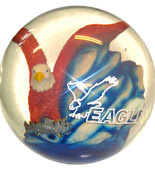 Eagle Clear Ball