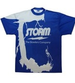 Storm T-Shirt New Style Blue
