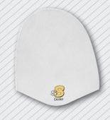 Dexter S8 White Microfiber