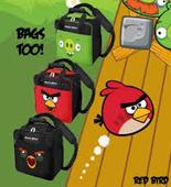 Ebonite Angry Birds 1 Ball Bag