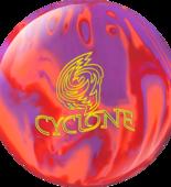 WYPRZEDAŻ! Ebonite Cyclone purple/orange/red