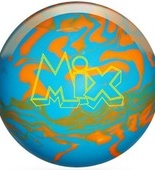 Storm Mix blue/orange