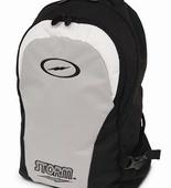 Storm Back Pack blk/silver