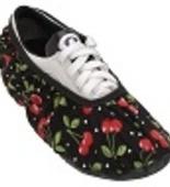 Master Ladies Shoe Cover Cherry