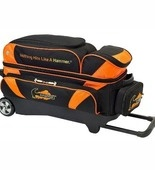 Hammer Premium 3-ball Roller blk/orange