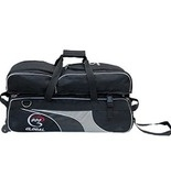 Global 900 3-ball Airline Tote W/S Pouch blk