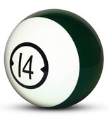 Urethane Billard Ball Drilled Houseball