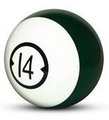Urethane Billard Ball Drilled Houseball