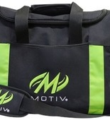 Motiv Deluxe 2-ball Tote blk/green
