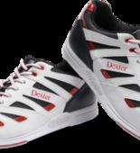 Dexter Jeff II white/blk/red