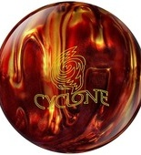 Ebonite Cyclone Fireball