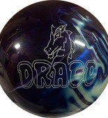Ebonite Drago purple/blue/white