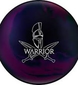 Ebonite WARRIOR SUPREME Black/Violet/Purple