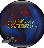 HAMMER REBEL Red/Blue