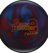 Ebonite Gamebreaker 2 Phenom Pearl