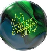 Storm Match Up Solid black/aqua/lime