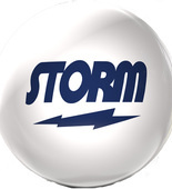 Storm Clear white/navy