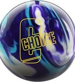 Ebonite Choice Pearl aqua/fiolet/white