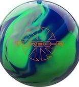 Ebonite Turbo/R blue/green/silver