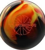 Ebonite Turbo/R black/cooper/yellow