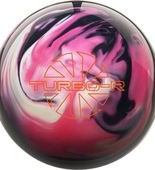 Ebonite Turbo/R pink/black/white