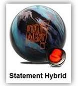 AHammer Statement Hybrid black/aqua/silver