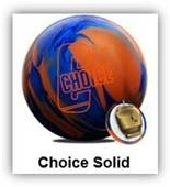 AEbonite Choice Solid blue/dark blue/ orange
