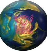 ARoto Grip Halo Vision Gold&Sky blue Pearl/Purple Solid
