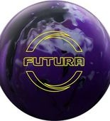 Ebonite Futura purple/black/silver