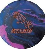 Global 900 Honey Badger Extreme Solid purple/black/blue
