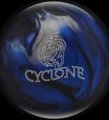 WYPRZEDAŻ! Ebonite Cyclone black/blue/silver
