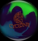 WYPRZEDAŻ! Ebonite Cyclone purple/teal/lime