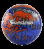 Pro Bowl blue/orange/silver