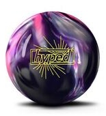Roto Grip Hyped Hybrid chrome/pink/purple solid