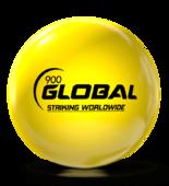 Global 900 Honey Badger yellow polyester