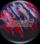 WYPRZEDAŻ Ebonite Turbo/R purple/red/silver
