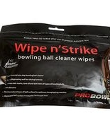 WYPRZEDAŻ! Pro Bowl Ball Wipes (kmp 24 szt)