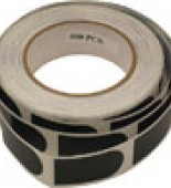 Storm Tape 3/4 Blk (500 Roll)