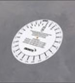 Span Thumb Pitch/Pin Wheel
