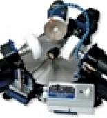 Ebonite Resurfacing Machine