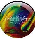 kula bowlingowa - Pro Bowl violet/blue/yellow sparkle