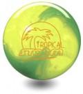 Kula bowlingowa - Storm Tropical Green/Yellow