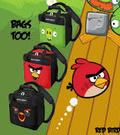torba na 1 kulę - Ebonite Angry Birds 1 Ball Bag
