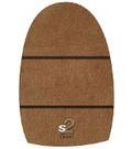 Dexter THE 9 Sole- S2 Brown, Shortes Slide -