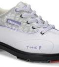 Buty bowlingowe - DEXTER THE 9 WOMEN White/Silver/Lilac