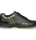 Bowling shoes - KR Strikeforce Raptor Men Black/Lime RH