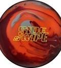 Bowling ball  - Columbia 300 Sideswipe Solid Orange/Red/Grey