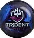 kula bowlingowa - Motiv Trident Quest