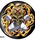 kula bowlingowa - Skull & Crosspins OTBB-A10-0001