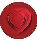 kula bowlingowa - Love Hearts OTBB-A03-0012